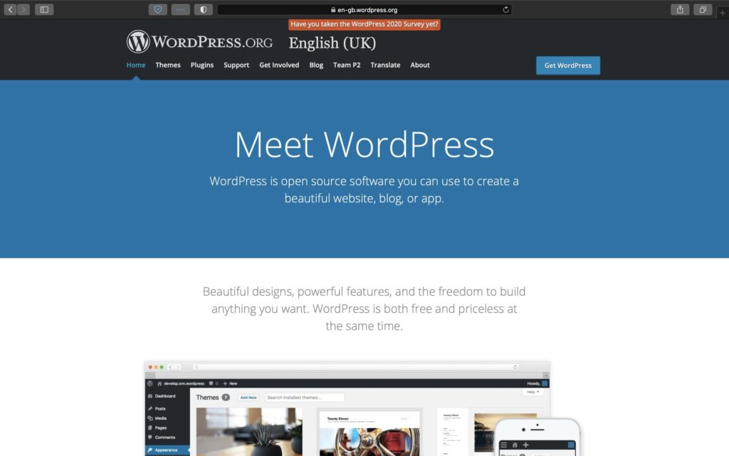 I truly couldn't live without WordPress